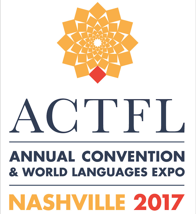 ACTFL convention logo 2017
