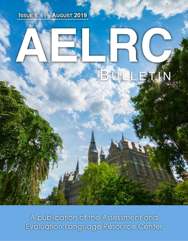 Cover of AELRC Bulletin 6